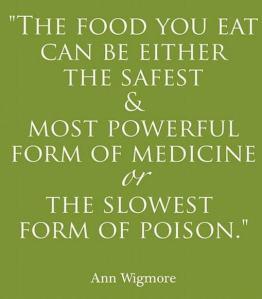 A slow poison
