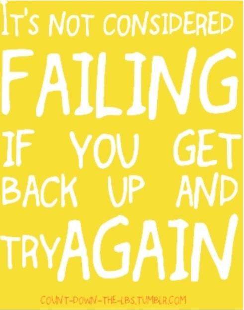 it's not failure