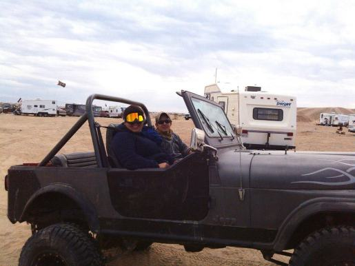 Jeep Run 3-3-13 2