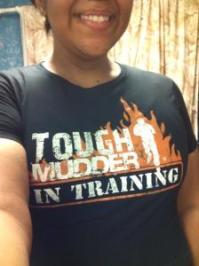 Tough Mudder inTraining T