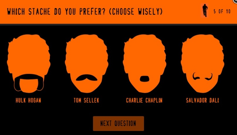 Where is the Duck Dynasty option?!