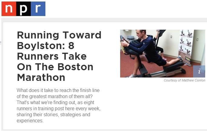 npr boston marathon blog