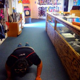 pushups apr 15