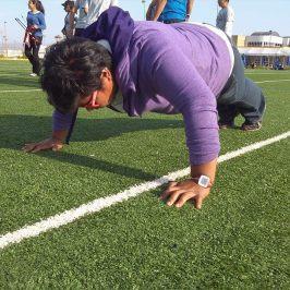 pushups apr 19