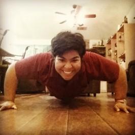 pushups apr 24