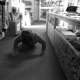 pushups apr 3