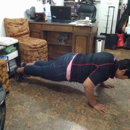 pushups apr 9