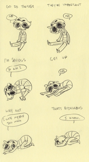 depression reasoning